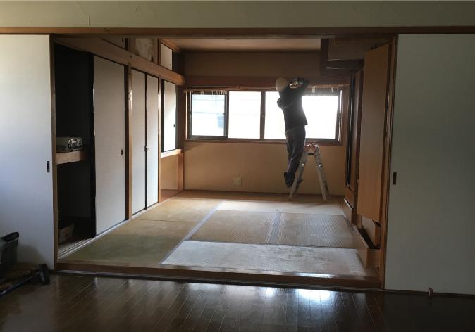 施工事例 Before|関元工務店|香川県高松市
